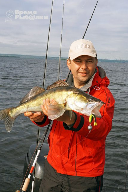 лига уральских рыболовов отчет