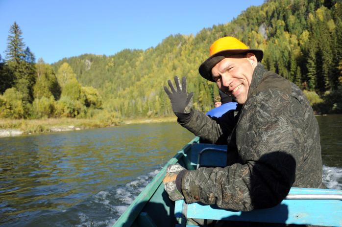 ищу работу в рыболовной сфере