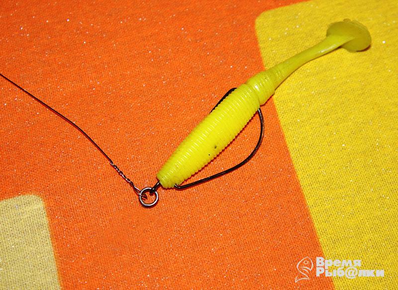 силиконовые приманки техника проводки для щуки