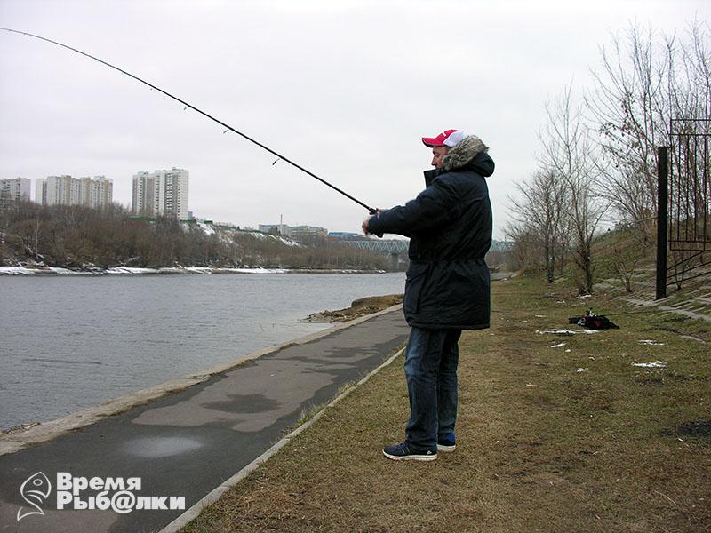 ловля спиннингом на дальнем забросе
