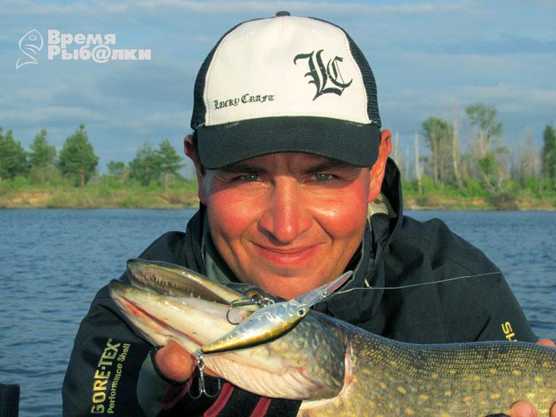 рыбалка на волжском водохранилище
